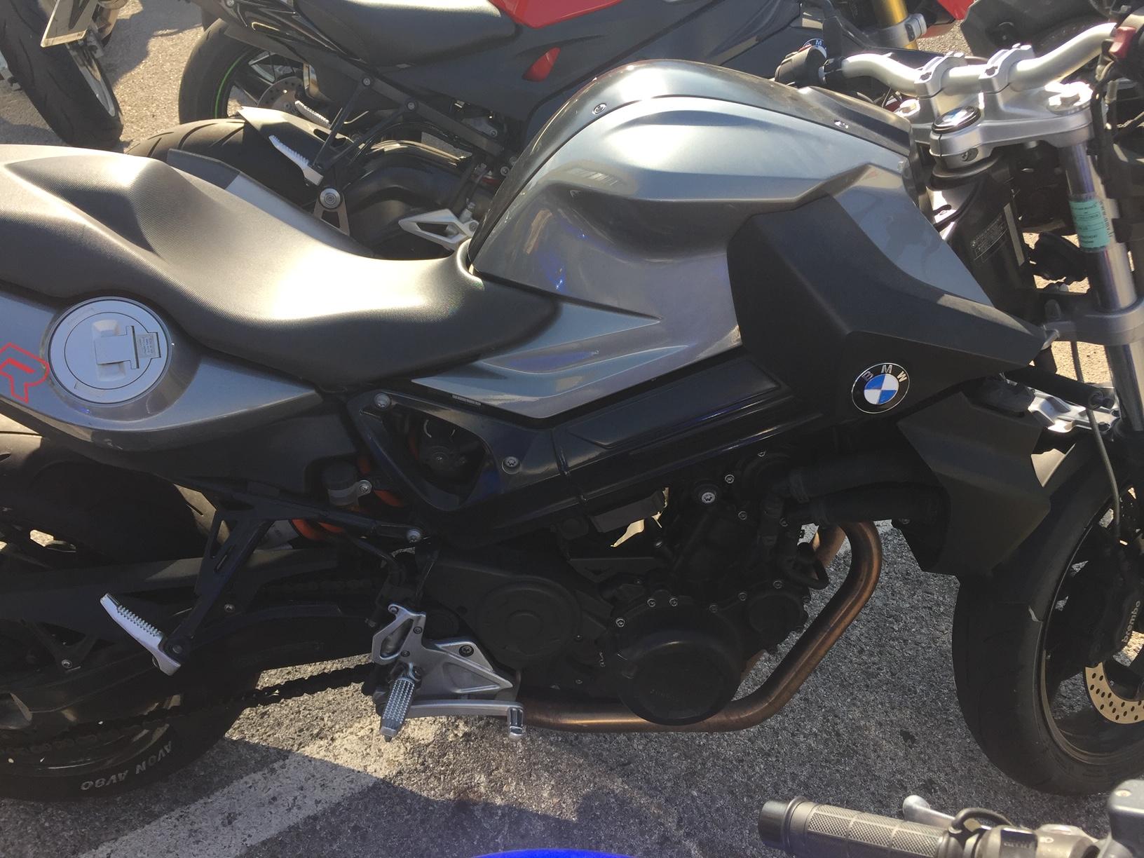 BMW R800 R 2011